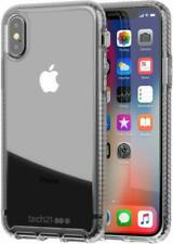 tech21 Pure Clear Case Ultra Thin Bulletshield Cover for iPhone X XR XS Max UK