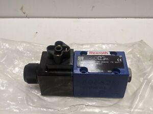 Rexroth 4WE6D62/EW110N9K4/V Hydraulic Solenoid Valve R900911653 110V Coil