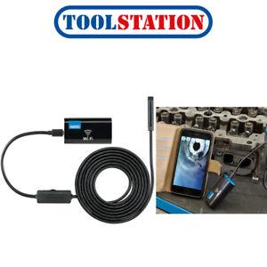 Draper Wi-Fi Endoscope Inspection Camera