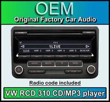 Volkswagen MMS USB 2-DIN Autoradios