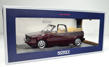 NOREV VW Golf Cabriolet Classic Line 1992 Red Metallic 1 18 188403