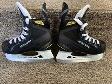 Bauer Supreme 140 Youth Ice hockey Skates Size 10Y