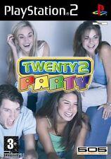 TWENTY 2 PARTY  per Playstation 2 - PS2 nuovo, in italiano