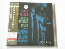 Oliver Nelson The Blues And The Abstract Truth Mini LP SHM-SACD UCGU-9028 JAPAN
