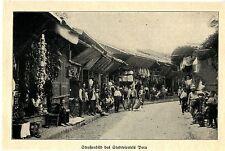 Türkei * Konstantinopel * Straßenbild des Stadtviertels Pera * Bilddokument 1910