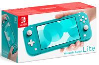 Nintendo Switch Lite Turquesa / Turquoise Consola Nintendo