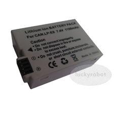 Battery for Canon LP-E8 EOS 700D 650D 600D 550D Rebel T2i T3i T4i Kiss X4 X5 X6