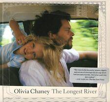 CHANEY OLIVIA - THE LONGEST RIVER  -  CD  NUOVO SIGILLATO