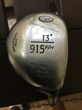 New listing Wishon Golf Men's RH F/H 13 Degree Fairway Hybrid Tip Stiff 350 Shaft