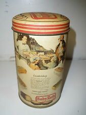 Curtiss Baby Ruth vintage tin