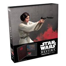 Star Wars Destiny Princess Leia Dice Binder NEW