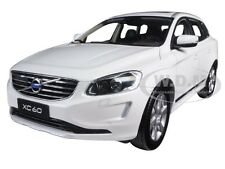 2015 VOLVO XC60 CRYSTAL WHITE PEARL 1/18 MODEL CAR BY ULTIMATE DIECAST 88201