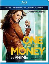 BRAND NEW BLU-RAY/DVD COMBO  One for the Money / Katherine Heigl, John Leguizamo