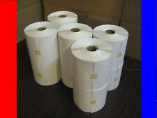 10 4x6 Zebra Direct Thermal Jumbo Rolls 400/4000 Labels