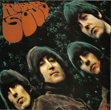 Los Beatles Rubber Soul 2012 Reino Unido 180g Vinilo Lp Estéreo Sellado/Nuevo