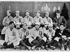 1906 Burlington VT High School Yearbook~Photos~History~Football~Baseball~++++