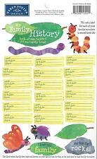 Karen Foster FAMILY HISTORY Scrapbook Stickers