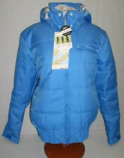 $240 NEW 1o.OOOmm SPECIAL BLEND SPICE INSULATED SNOWBOARD JACKET WOMENS XL BLUE