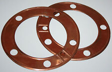 2 New Harley Shovelhead Copper Head Gaskets .0030 FL FLH FX & FXE 1966-84 NICE13