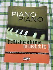 Klavier/Keyboard Notenbuch Von Klassik Bis Pop