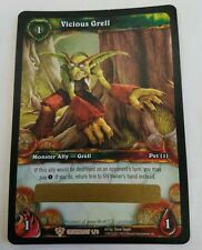 World of Warcraft Vicious Grell LOOT Unused T UNSCRATCHED