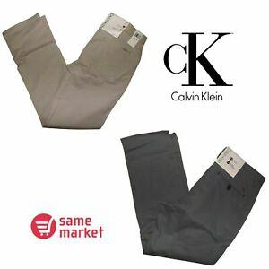 NEW!!! Calvin Klein Men's Flexible Jeans Pants Size & Color VARIETY!!!