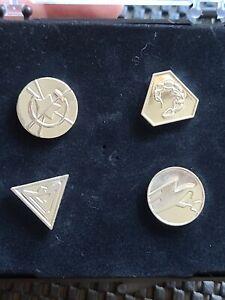 Command and Conquer Tiberian Sun Dawn Pin Badge Red Alert EU Rare Promo Westwood