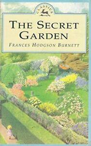 The Secret Garden by Burnett, Frances Hodgson Book The Cheap Fast Free Post