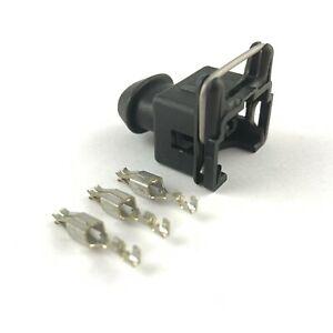 Bosch Delphi EV1 2-Pin Fuel Injector Connector Plug Clip Kit LK2