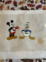 """MICKEY MOUSE AND DONALD DUCK"" LIMITED EDITION SERIGRAPH"