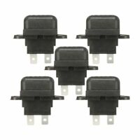 1X(5Pcs 30A Amp Auto Blade Standard Fuse Holder Box For Car Boat Truck Wit A2Z6)