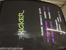 KICKER 1985 Konami Guaranteed Working Arcade PCB Board #1503