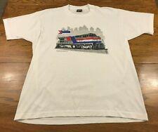 Vintage 1992 Amtrak Train T Shirt Adult XL Vintage Train Railroad T Shirt