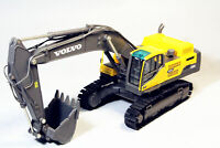 1/50 Scale Volvo EC480DL Crawler Excavator DieCast Model Collection Toy Gift
