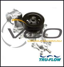 TRU-FLOW WATER PUMP FITS TOYOTA LANDCRUISER VDJ78R 4.5L 1VD-FTV V8 3/07-ON