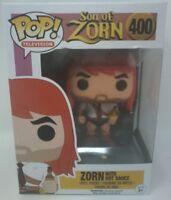 Funko POP! Television Son of Zorn #400 Zorn with Hot Sauce Vinyl Figure
