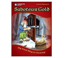 Saboteur Gold - A Unique Ltd Edition Board Game Featuring Both Saboteur 1 & 2