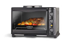 Kambrook KOT630 Hot Top Mini Oven - Black