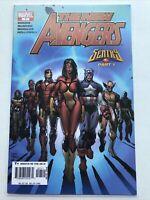 New Avengers 7, Marvel 2005, 1st Illuminati