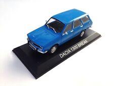 DACIA 1300 BREAK SIMILAR RENAULT 12 - 1:43 DIECAST MODELL AUTO CAR USSR BA22