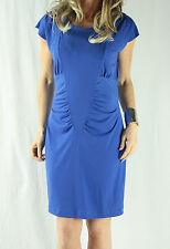 NWT WITCHERY Cobalt Blue Stretch Dress Size 10-12