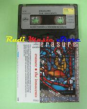 MC ERASURE The innocents 1988 turkish MERCURY 334 623-4 no cd lp dvd vhs