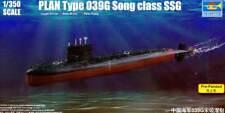 Trumpeter U-Boot U-boat PLAN Type 039G Song Class SSG Pre-Painted 1:350 NEU kit