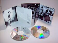 Depeche Mode ‎– 101 Double Jewel Case 2 CD Synth-Pop New Wave Electronica 1989