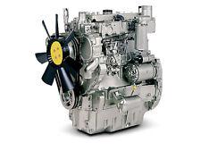 Perkins 1100 Series 4 cilindros motor Taller reparación Manual