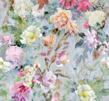Designers Guild Fabric Linen Marianna Fuschia  FDG2556/01 soft furnishing