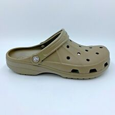 Crocs Ralen brown clog men US 11 EUR 45-46