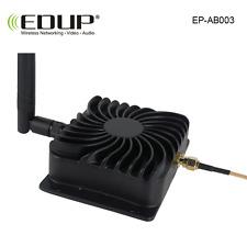 8000mW 39dBm 2.4GHz WiFi Signal Booster 802.11b/g/n Broadband Amplifier Router
