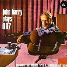 John Barry - Plays 007 And Other 60s Themes For Film And Television (NEW CD)