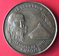 LE CLOS LUCE ,LÉONARD DE VINC ,monnaie De Paris